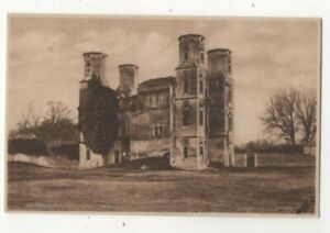 Wothorpe Ruins Nr Stamford Cambridgeshire England Vintage Postcard US161