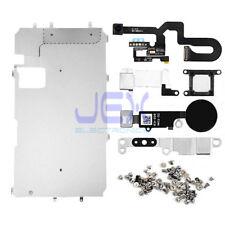 LCD Display Repair kit Parts Set for iphone 7 Plus Plate, Home, Camera, Speaker