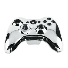 Wireless Controller Accessories Kit For Xbox 360 Case Bumper Thumbstick Button