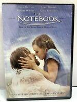 The Notebook DVD Movie Ryan Gosling Rachel McAdams James Garner New