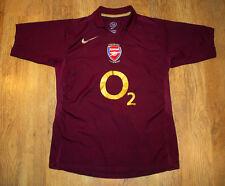 Nike Arsenal 2005/2006 home Shirt (For age 12/13)