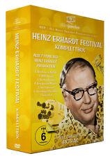 Heinz Erhardt Festival Komplettbox (u.a. Willi Winzig, Geld sofort), Filmjuwelen