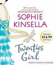 Twenties Girl by Sophie Kinsella (2011, CD, Abridged)