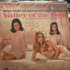 Valley Of The Dolls - Soundtrack (Vinyl, 1967) John Williams - Andre Previn