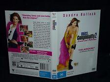 MISS CONGENIALITY 2 (DVD, M)