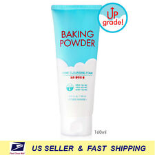 [ ETUDE HOUSE ] Baking Powder Pore Cleansing Foam 160ml ++Free Sample++