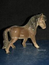 +# A015464_23 Goebel  Archivmuster, 32-244, laufendes Pony, dunkelbraun TMK6