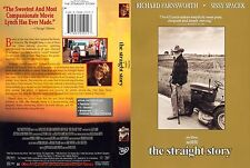 The Straight Story ~ New DVD ~ Sissy Spacek, Richard Farnsworth (1999)