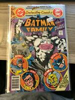 Detective Comics #482 (1979) 68 Pages Batman High Grade NM- 9.2 FREE SHIPPING!