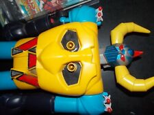 "VTG 1970s 1978 Mattel Shogun Warriors 24"" GAIKING Japan Jumbo Machinder robot ~~"