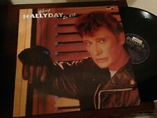 "JOHNNY HALLYDAY - SPANISH 12"" LP SPAIN - EN V.O. - PHILIPS 84"