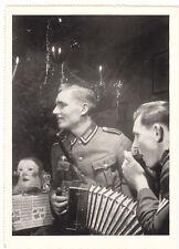 KDF cartolina da abreisskalender (1938-1941) Felice anno nuovo <<<<<<<<<<<<<<<