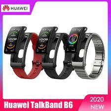 Original HUAWEI TalkBand B6 Bluetooth headset smart phone wristband