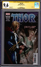 Marvel! Thor #9!  CGC Signature Series 9.6! Signed by Donny Cates!
