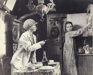 B.BARDOT & J.MOREAU - VIVA MARIA -L.MALLE -N&B - 1965 -20 x 25 cm -CARTOLINE