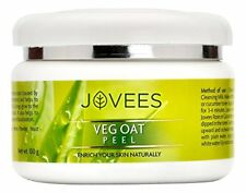 Jovees Ayurveda Veg Oat Peel Minimize Scars Caused By Acne, Pimples & Burns 100g