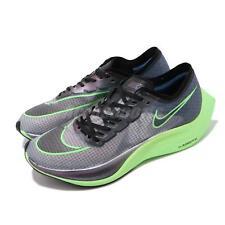 Nike ZoomX Vaporfly NEXT% Valerian Blue Green Men Women Running Shoes AO4568-400