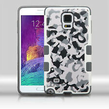 For Samsung Galaxy Note 4 TUFF MERGE HYBRID Case Skin Phone Covers Accessory