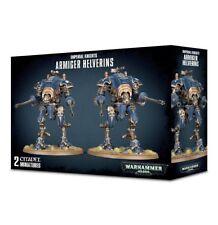 Warhammer 40k Imperial Knight ARMIGER HELVERINS RRP £45