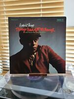 Archie Shepp ‎– Things Have Got To Change, Impulse records, Van Gelder,  Vg+