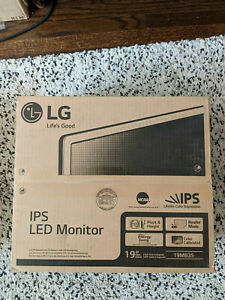 LG 19MB35P-I IPS LCD LED Backlit Monitor 19 Inch
