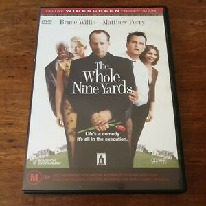 The Whole Nine Yards DVD R4 Like New! FREE POST