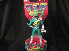 "POWER RANGERS DINO CHARGE - GREEN RANGER 6.5"" Figure BRAND NEW"