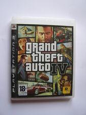 jeu PS3 playstation 3 grand theft auto IV