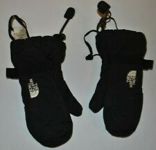 The North Face HyVent Black Gloves Ski Hiking Youth Size Medium