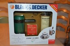 Black & Decker Expresso Mio Microwave Espresso Maker NEW in BOX