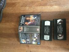 CASSETTE VIDEO VHS SERIE TV  la demoiselle d avignon integrale  coffret velle XX