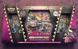 POKEMON MEGA MAWILE EX PREMIUM COLLECTION GIFT BOX SET BRAND NEW