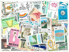 MEXICO - 250 DIFFERENT MNH STAMPS [46596] + FREE GIFT