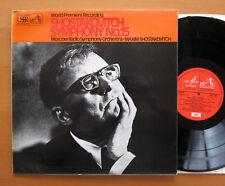 ASD 2857 riconobbi Sinfonia N. 15 MAXIM di Dmitrij dmitrievič šostakovič NM/EX MELODIYA EMI
