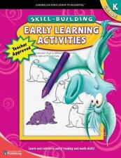 Skill-Building Early Learning Activities, Grade K by  , Paperback