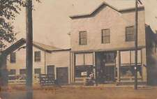 Missouri Dry Goods and Clothing store front real photo pc Y12783