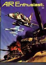 Swanborough, Gordon AIR ENTHUSIAST, VOLUME 6 (SIX) , JANUARY - JUNE 1974 1974 Ha