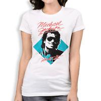 Michael Jackson Beat It Graphic T-Shirt, Women's Tee