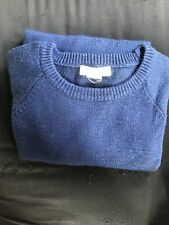 Pull Over Crew Neck Blue Hill Flint Sweater