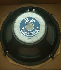 """Vintage 1982 Fender Super Champ 10"""" Speaker Original OE Part"""