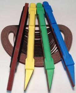 Sanding Detailer Finishing Kit by Lumberton, the ultimate sanding stick