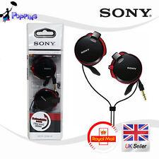 Nuevo Sony MDR-Q38LW Retractable Estilo De La Calle Auriculares (Negro)