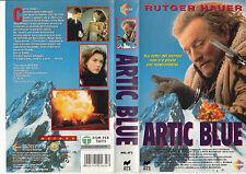 ARTIC BLUE (1995) VHS