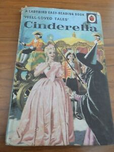 Vintage Ladybird Book - Cinderella 2/6  (YZ)