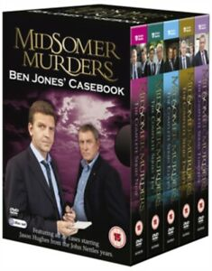 Midsomer Murders: Ben Jones' Casebook DVD Box Set
