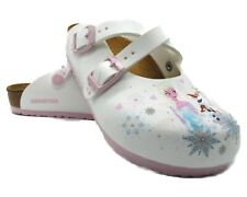 [1000777] Birkenstock Dorian Kids (White/Pink) Narrow Fit Youth Size 1 (EUR 33)