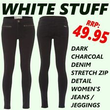 White stuff jade jeggings charcoal