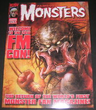 Famous Monsters of Filmland 251 PREDATOR Variant Cover