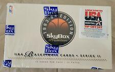 1993-94 Skybox Premium Basketball Series 2 Hobby Factory Sealed Box Jordan/Shaq