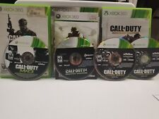 Call of Duty 4: Modern Warfare + MW3 + Advanced Warfare (Microsoft Xbox 360)